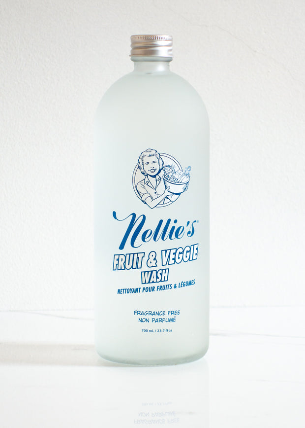 Nellie's Fruit & Veggie Wash
