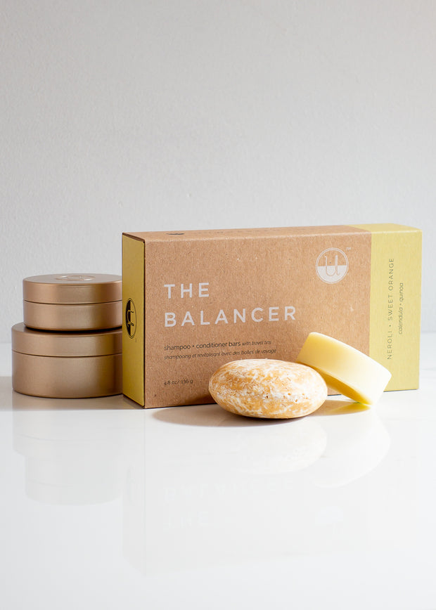 Unwrapped Life: The Balancer Travel Set (with tins)