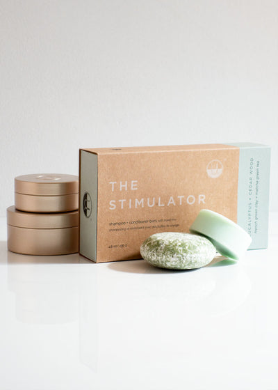 Unwrapped Life: The Stimulator Travel Set (with tins)
