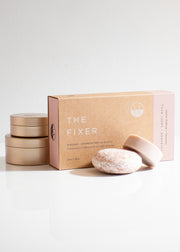 Unwrapped Life: The Fixer Travel Set (with tins)