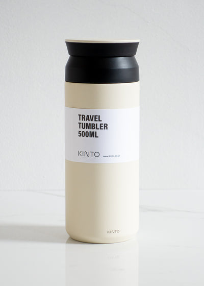 KINTO Travel Tumbler 500ml - White