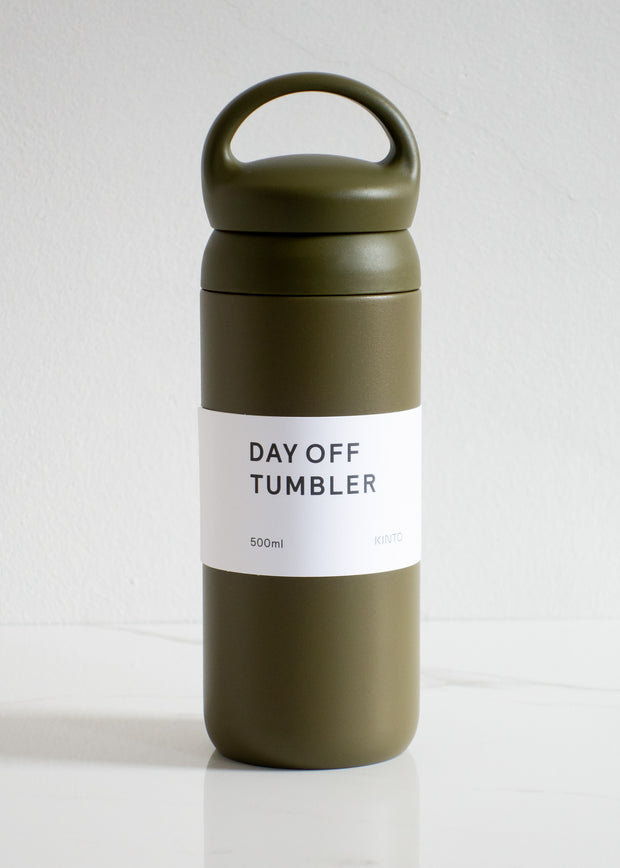 KINTO Day Off Tumbler 500 ml - Khaki