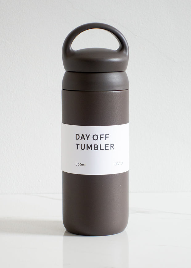 KINTO Day Off Tumbler 500 ml - Dark Grey