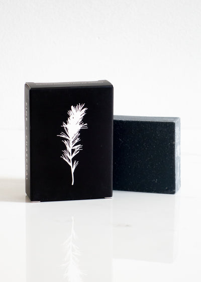 ALTR Pine & Charcoal Soap