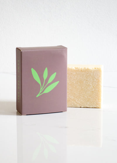 ALTR Sage & Sea Salt Soap