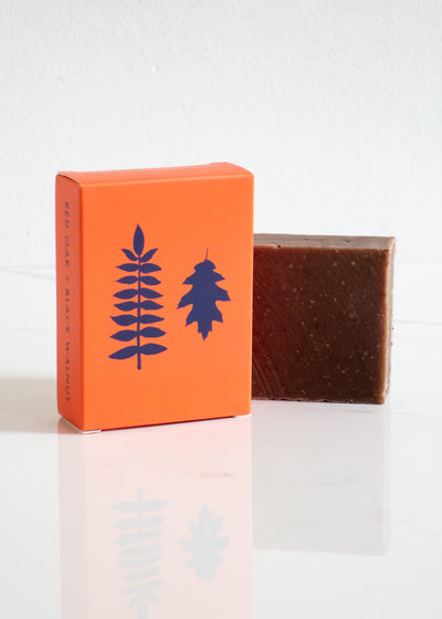 ALTR Red Oak & Black Walnut Soap