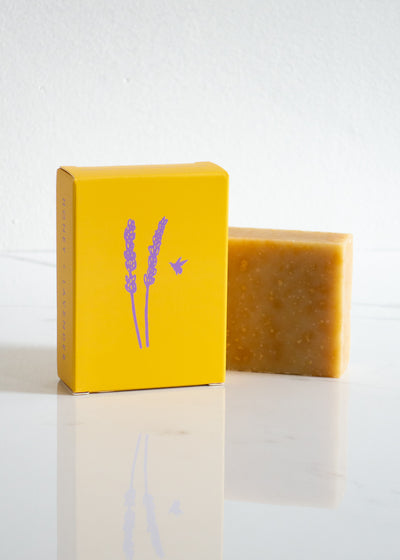 ALTR Lavender & Honey Soap