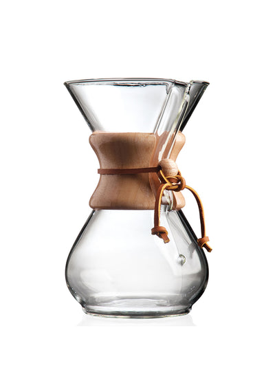 Chemex Classic 6 Cup Coffee Maker