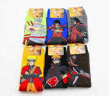 Load image into Gallery viewer, Naruto - Shippuden Socks