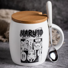 Load image into Gallery viewer, Naruto Shippuden - Comic Strip Coffee Mug