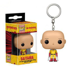 One Punch Man POP! Collectible Figure Keychain