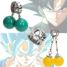 Load image into Gallery viewer, Dragonball Z - Saiyan Earrings