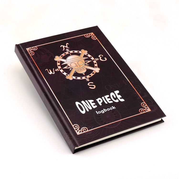 anime one piece journal book