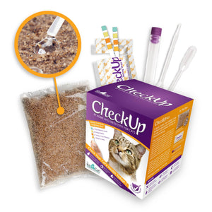 Checkup Kit for Cats