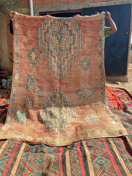 The Ethics of Shopping for a Vintage Moroccan Rug