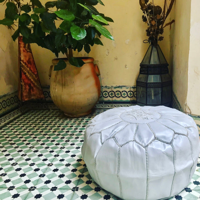 Stuffing Your Maslouhi Pillows and Poufs - Tips and Tricks