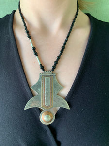 Moroccan Jewelry: Amazigh Necklace