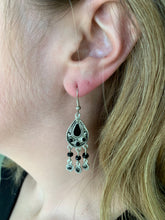 Load image into Gallery viewer, Moroccan Jewelry: Tear Drop Earring