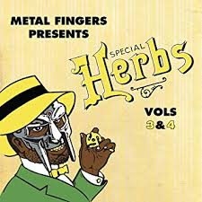 Special Herbs 3 & 4 - Metal fingers Presents: