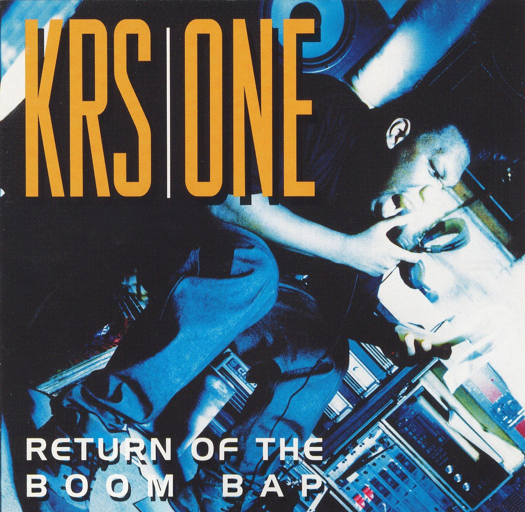 Return Of The Boom Bap - KRS One