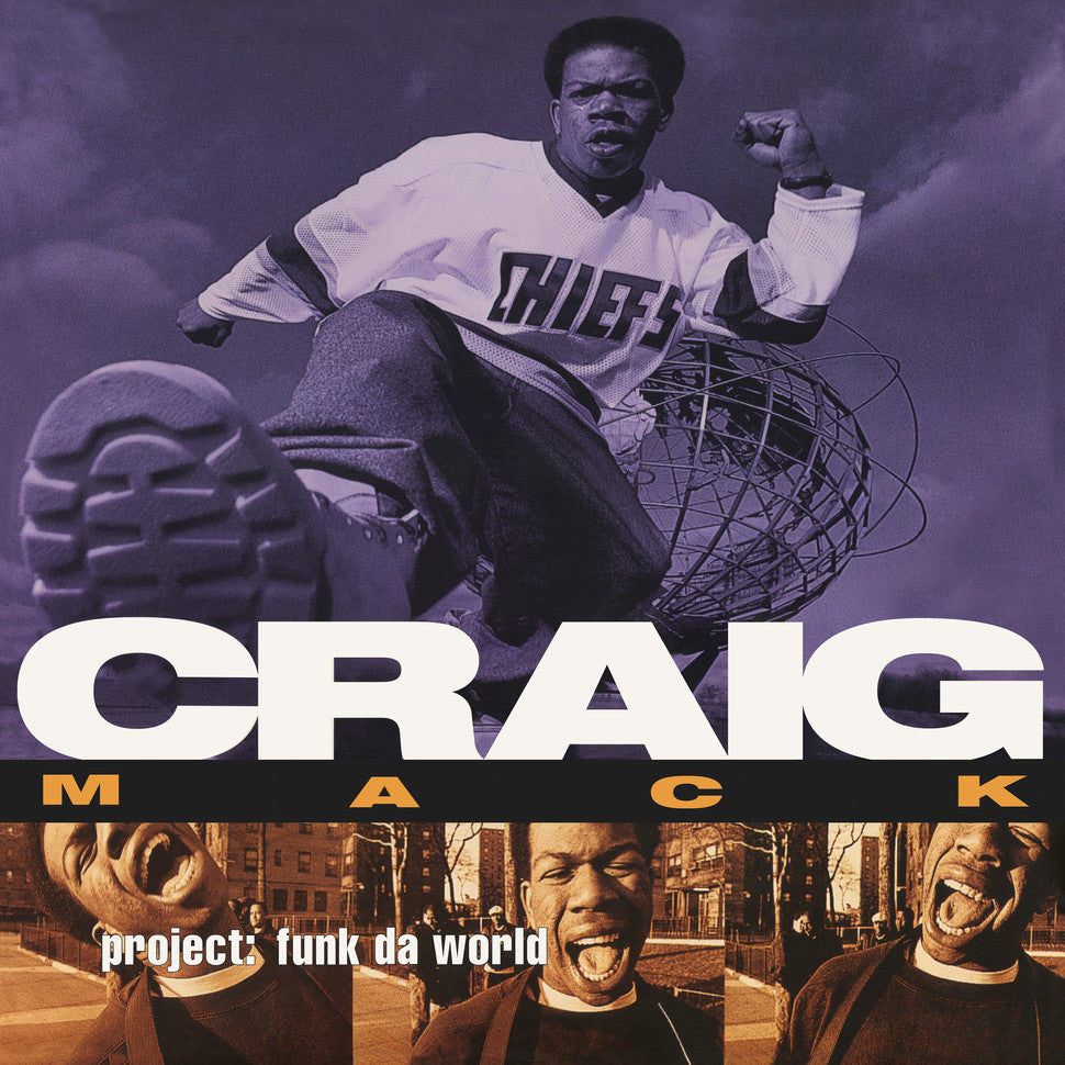 Project: Funk Da World - Craig Mack