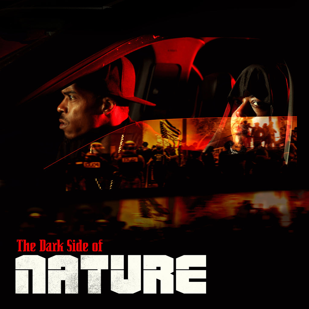 Pre-Order // The Dark Side Of Nature - M.A.V. & Rob Gates