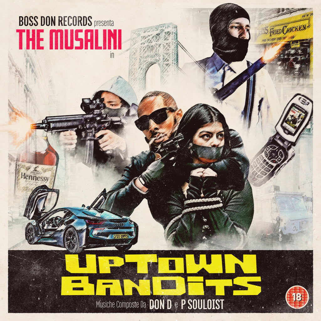 Uptown Bandits - The Musalini