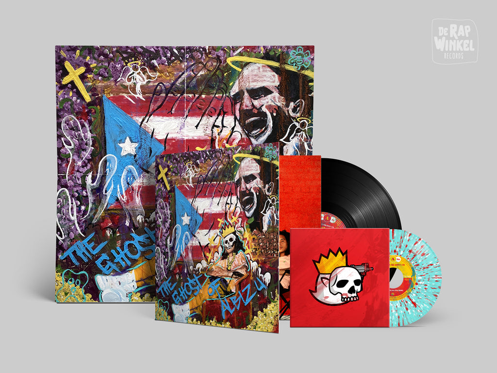 Pre-Order // The Ghost Of Albizu / Deluxe - UFO Fev, Prod: Big Ghost LTD