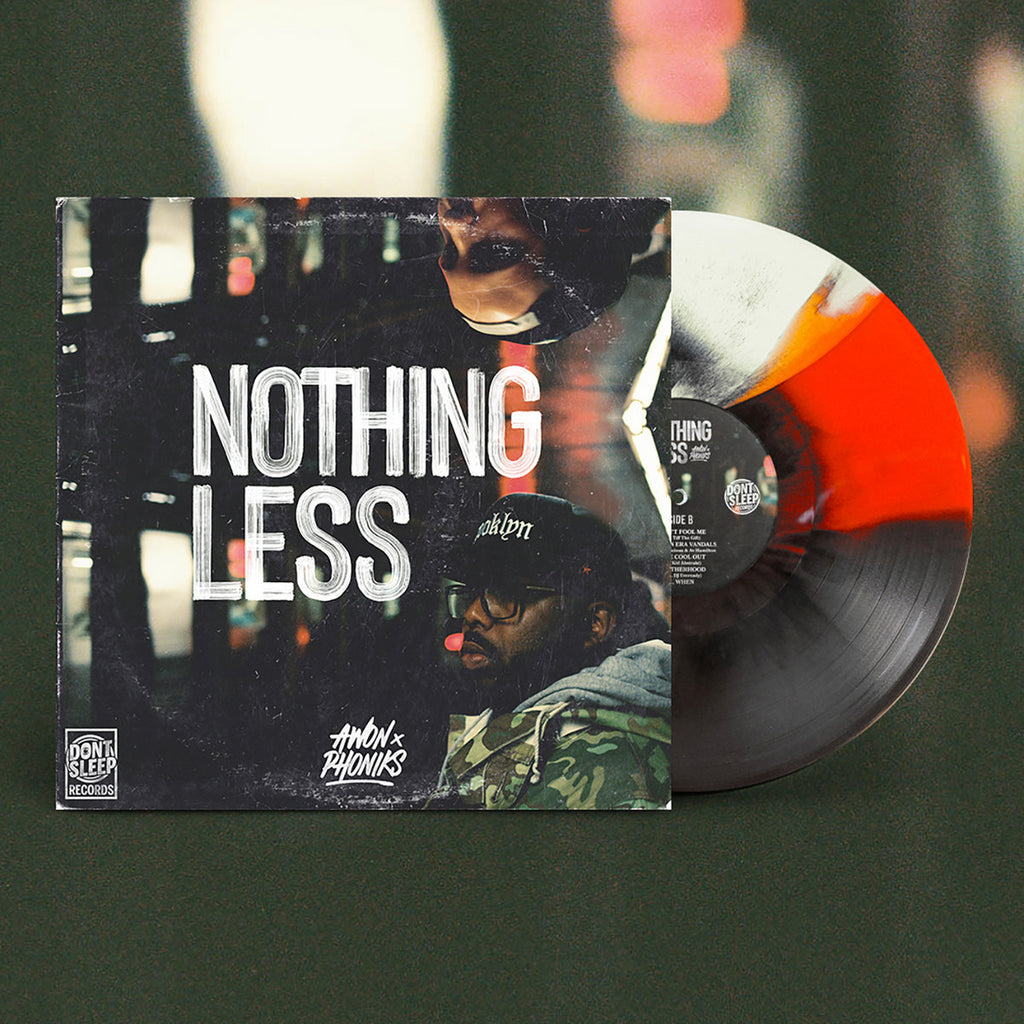 Pre-Order // Nothing Less - Awon & Phoniks