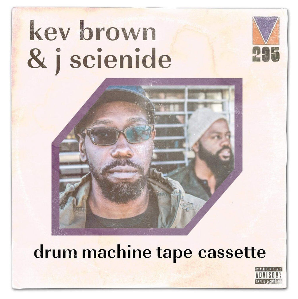 Drum Machine Tape Cassette - Kev Brown & J Scienide
