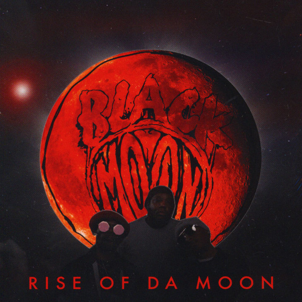 Rise Of Da Moon - Black Moon