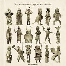 Flight Of The Ancients - Shaolin Afronuts