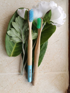 Bamboo Toothbrush Subscription
