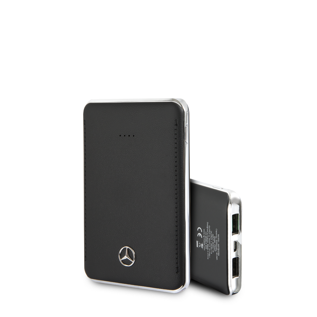 Power Bank Mercedes Benz Negro 5000 mAh - ForwardContigo