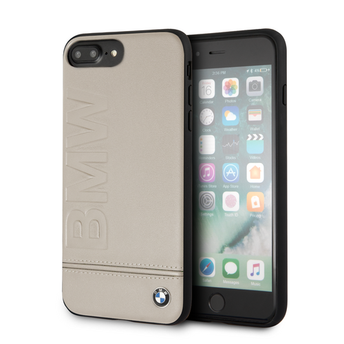 Funda Case Bmw Logo Imprint Hard iPhone 6,7,8 Plus - ForwardContigo