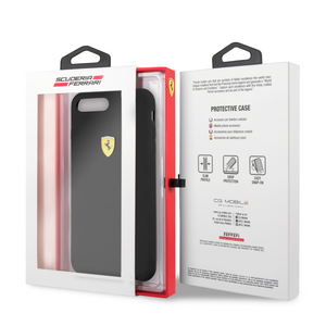 Case Funda Ferrari  Silicon iPhone 7 y 8 Plus - ForwardContigo