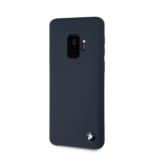 Funda Case Bmw - Silicon Hard - Navy - Samsung S9 - ForwardContigo