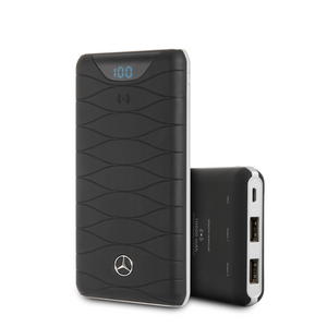 Power Bank Mercedes Benz inalambrico 10,000 mAh - ForwardContigo
