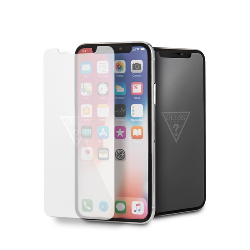 Protector de Pantalla Guess iPhone X - ForwardContigo