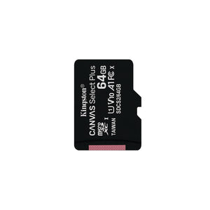 Micro SD Kingston Canvas Select Plus 64GB