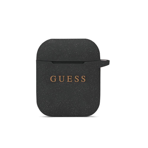 Case AirPods Guess Negro - ForwardContigo