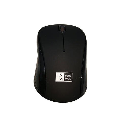 Mouse Óptico 2.4WRLS Case Logis Negro - ForwardContigo
