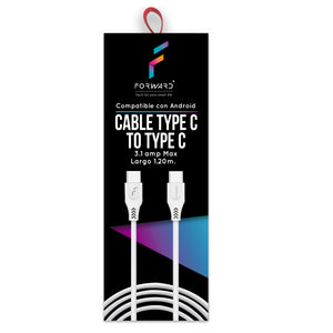 Cable Type C to Type C- Forward - ForwardContigo