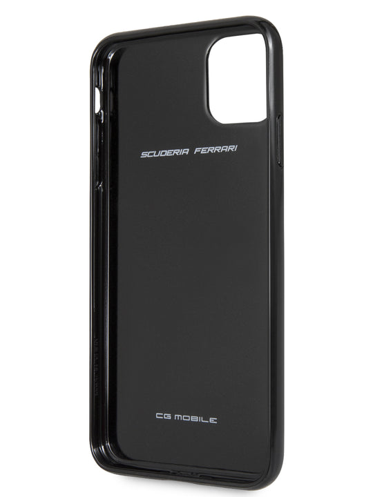 Case Funda Ferrari fibra de carbono iPhone 11 Pro MAx