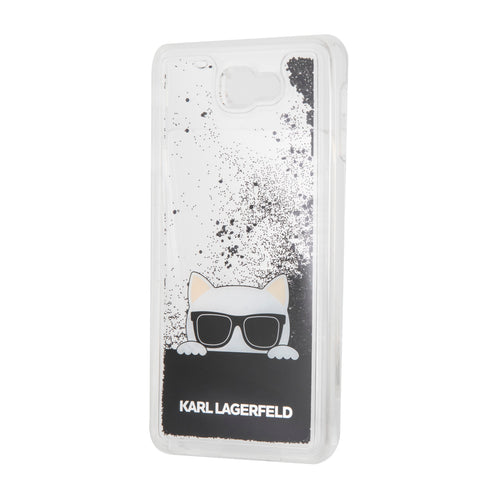 Case Funda Choupette gafas negras Samsung J7 - ForwardContigo