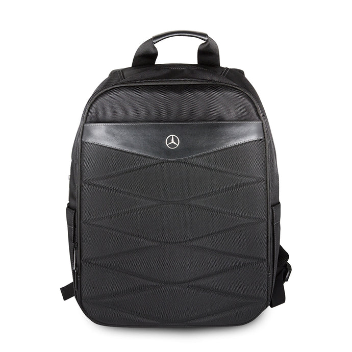 Backpack Mochila Urban Mercedes Benz Negro - ForwardContigo