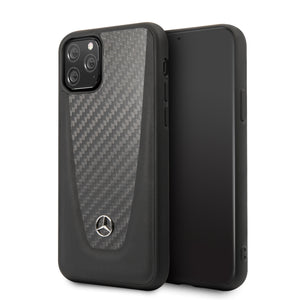 Funda Case Carbono Mercedes Benz iPhone 11 Pro