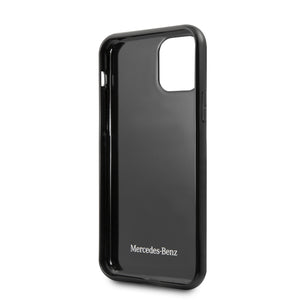 Case Funda Mercedes Benz Dynamic negro iPhone 11 Pro Max - ForwardContigo