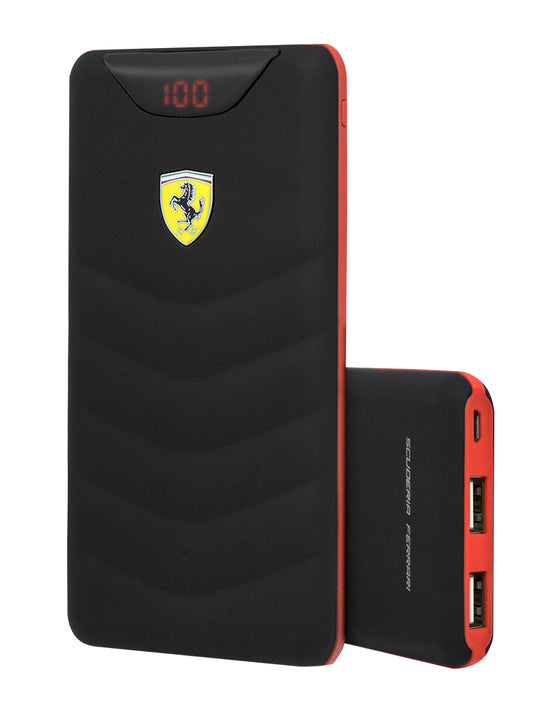 Power Bank Inalambrico 10000 mAh Ferrari