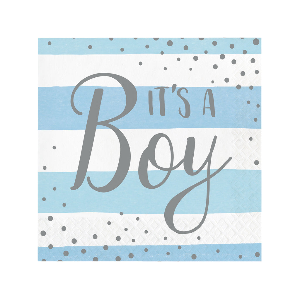 Its a Boy Servietter